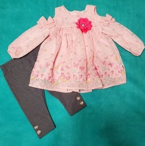 Long Sleeve Butterfly Outfit